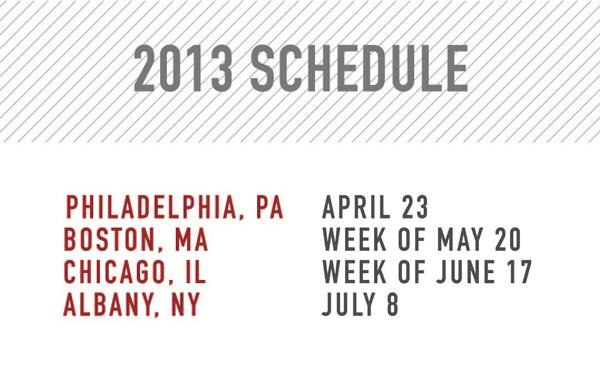 2013-schedule
